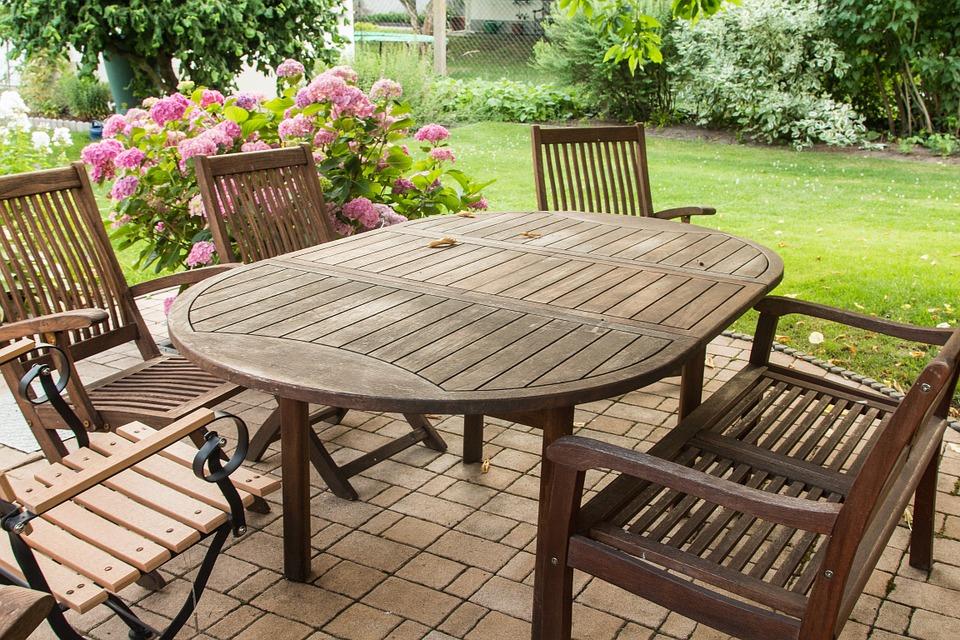 Las Mejores Maderas Para Muebles : Cuáles son los mejores materiales para muebles de jardín