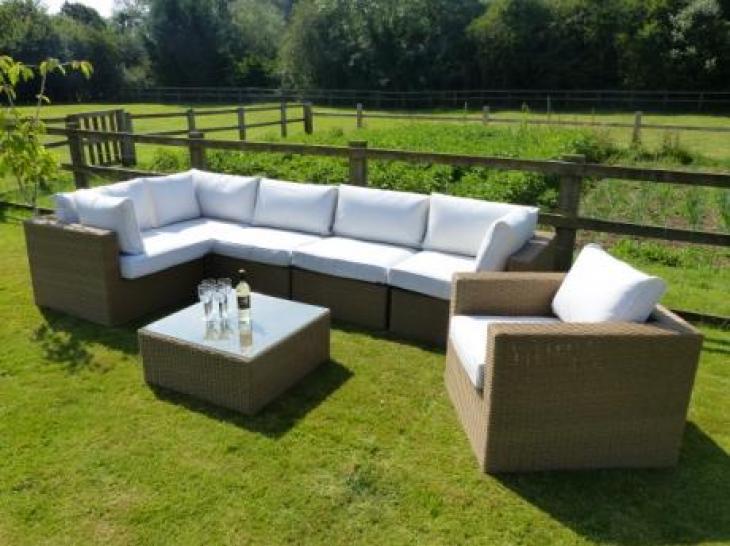 dominican modular sofa set cushion set