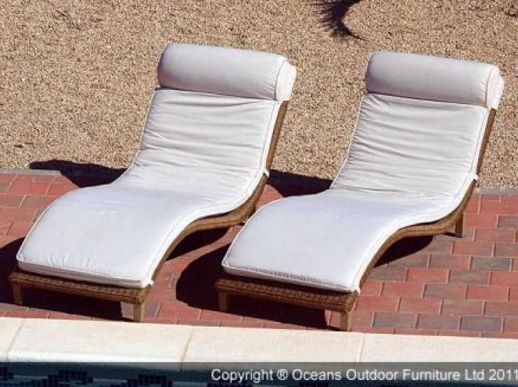Funda protectora para provence con patas oceans muebles - Fundas muebles jardin ...