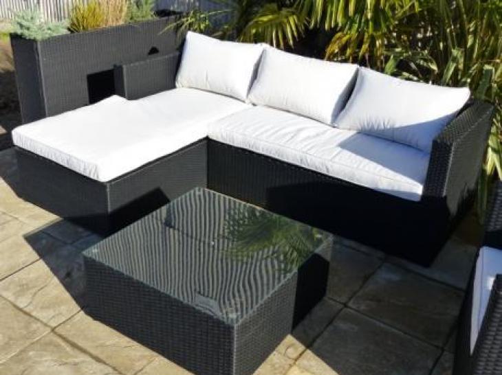 Cojines para sof sienna oceans muebles de jard n for Cojines para muebles de jardin