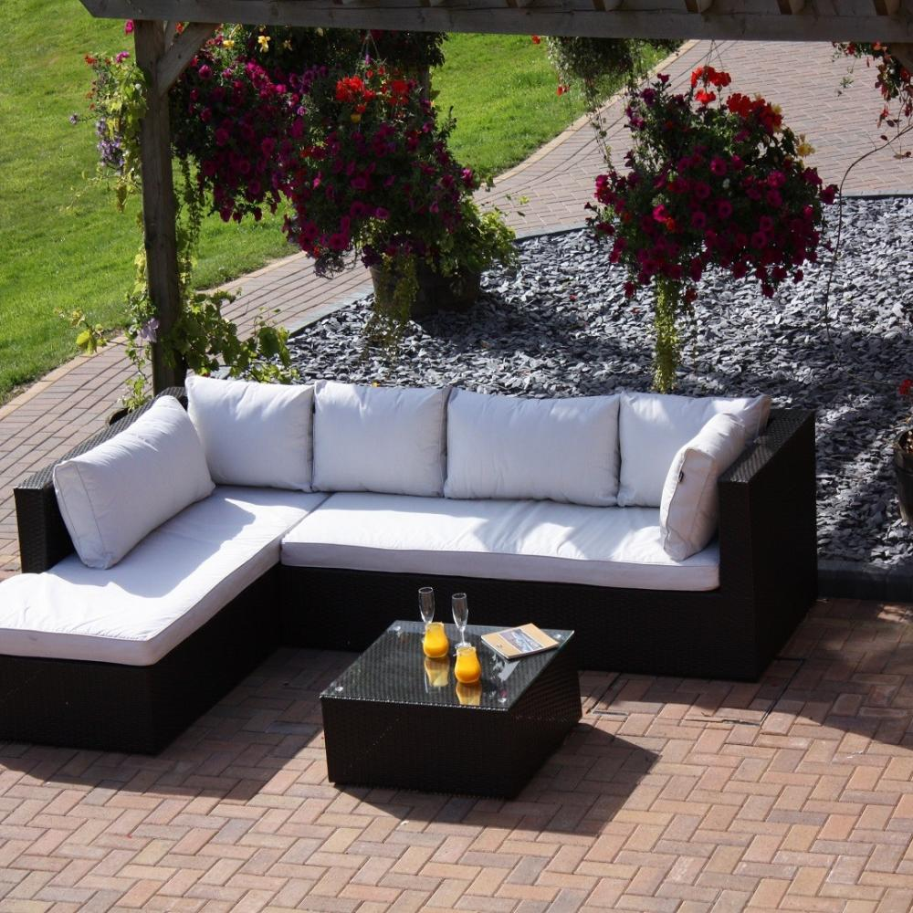 Puerto Rico Rattan Sofa Set Right Handed Oceans Garden Furniture # Muebles Rattan Puerto Rico