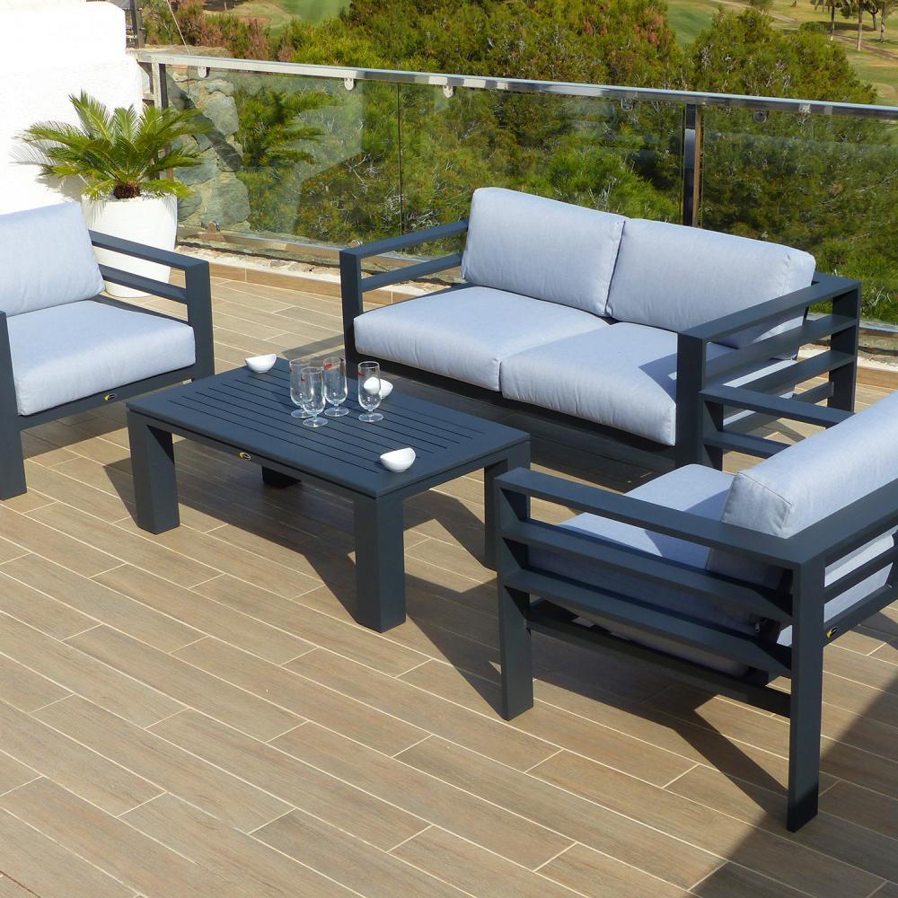 Conjunto de Sofá Valencia | Oceans muebles de jardín
